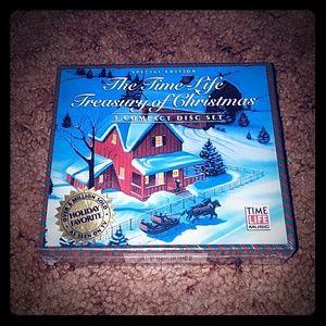 New SE Time Life Treasury of Christmas 3 Discs